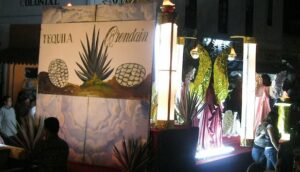 Tequila Feria Float