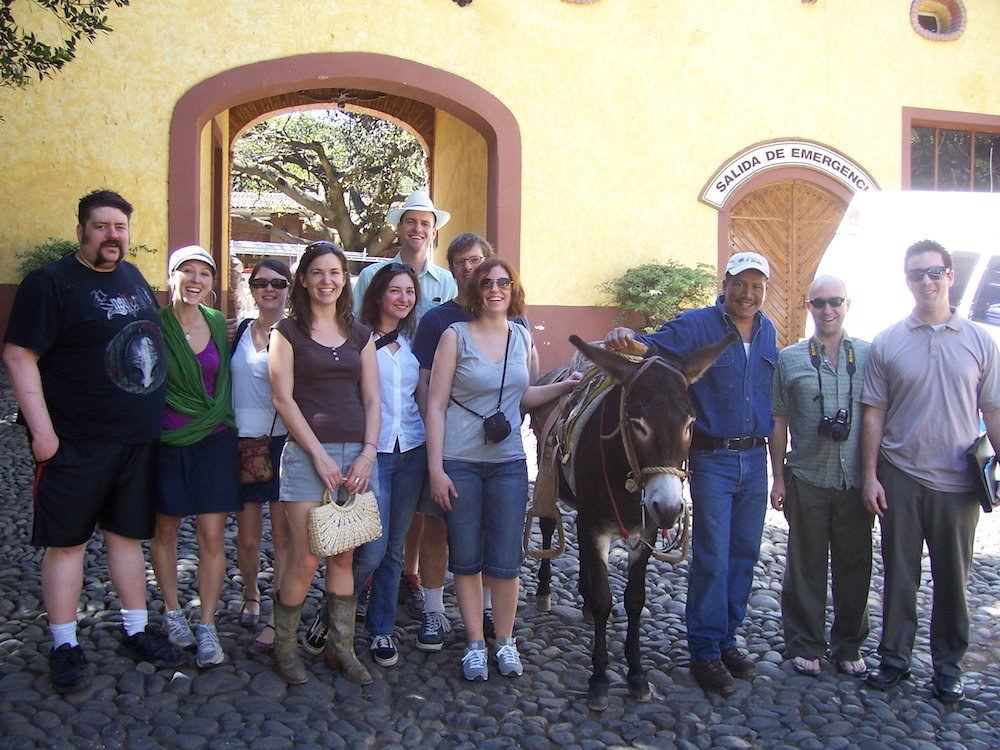 GM Guide Tequila Tour