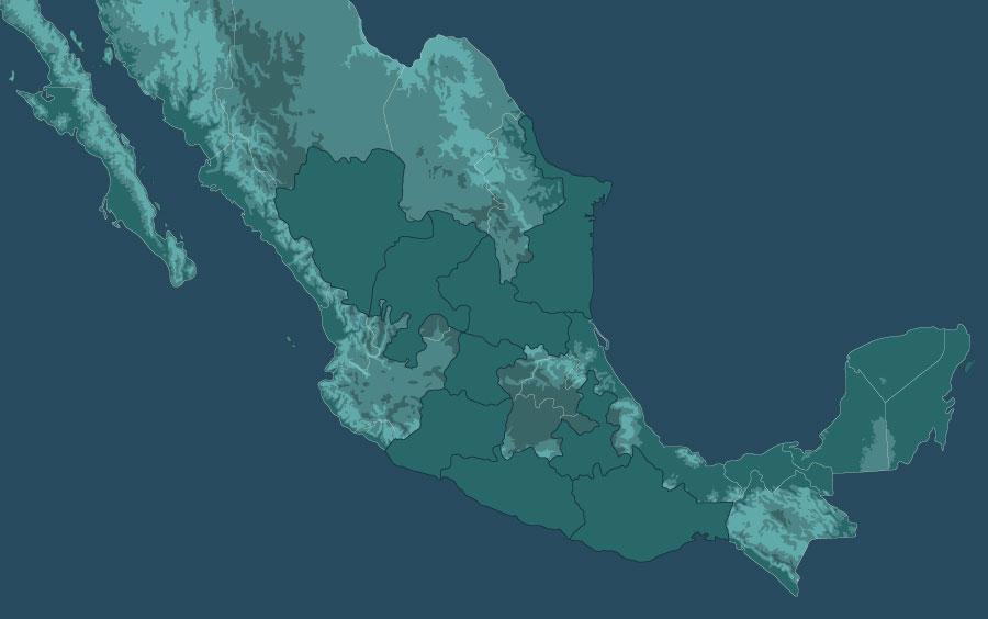 Mezcal Regions